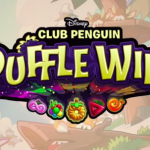 Penguin Puffle presents app for iOS