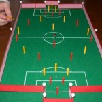 FUBI The Football Table Billiards Game