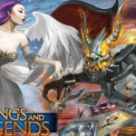 Play Kings and Legends