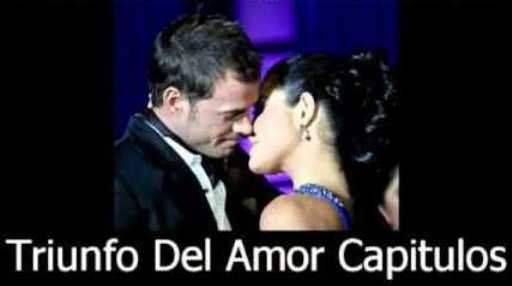 Ver Triunfo Del Amor Capitulo 117 and 116 Online