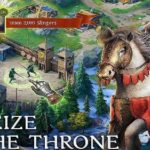Thrones play kingdom at war Game