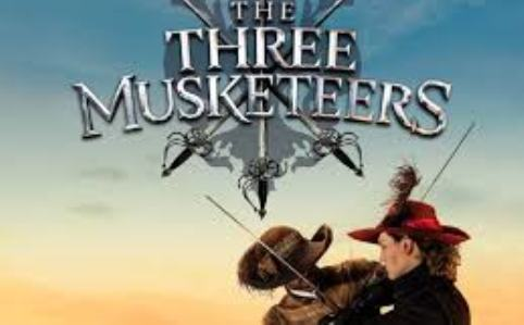 THE THREE MAUSKIERS EVENT STARTED